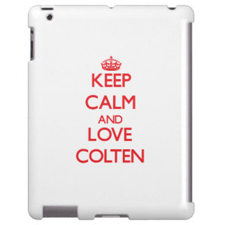 Keep Calm and Love Colten