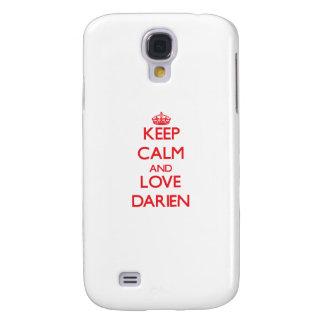 Keep Calm and Love Darien HTC Vivid Case