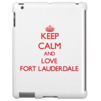 Keep Calm and Love Fort Lauderdale