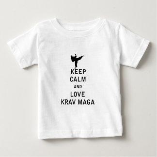 Keep Calm and Love Krav Maga T-shirts