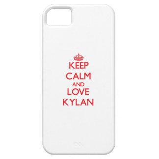 Keep Calm and Love Kylan iPhone 5 Covers