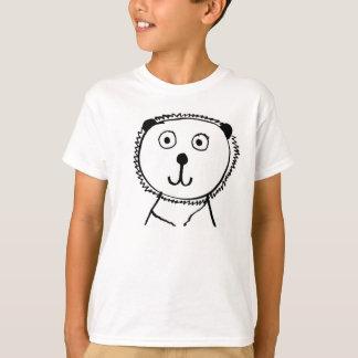 Keep calm and love lions tee shirt