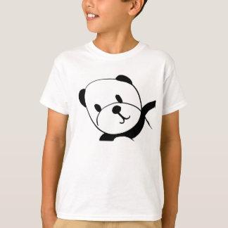 Keep calm and love pandas tshirt