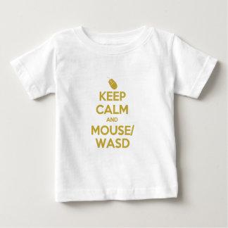 Keep Calm and Mouse WASD Shirt