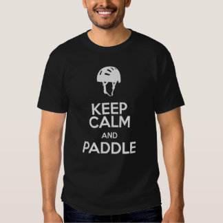Keep Calm and Paddle T-shirt