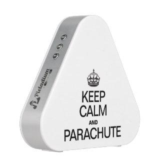 KEEP CALM AND PARACHUTE