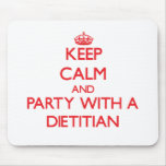 Keep Calm and Party With a Dietician
