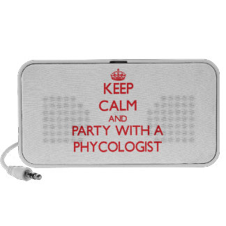Keep Calm and Party With a Phycologist Speaker