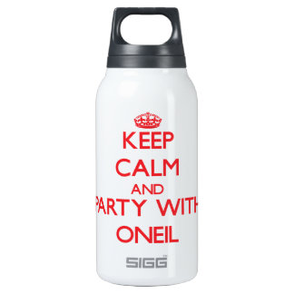 Keep calm and Party with Oneil
