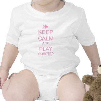 KEEP CALM and PLAY DUBSTEP Shirts