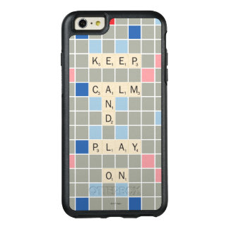 Keep Calm And Play On OtterBox iPhone 6/6s Plus Case