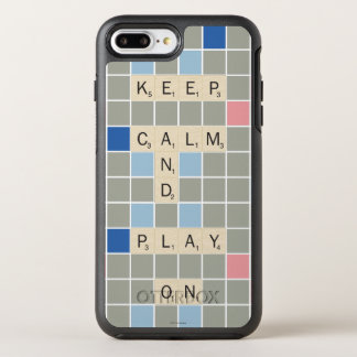 Keep Calm And Play On OtterBox Symmetry iPhone 8 Plus/7 Plus Case