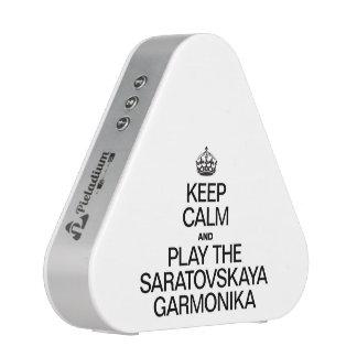 KEEP CALM AND PLAY THE SARATOVSKAYA GARMONIKA