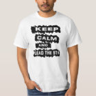 Keep calm and Plead the 5th. T-Shirt