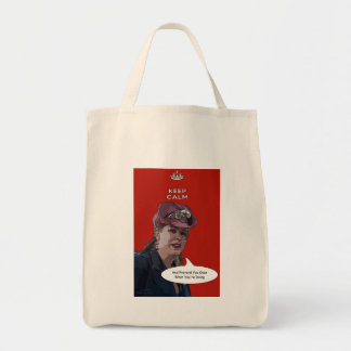 Keep Calm And Pretend You Know What You're Doing Tote Bags