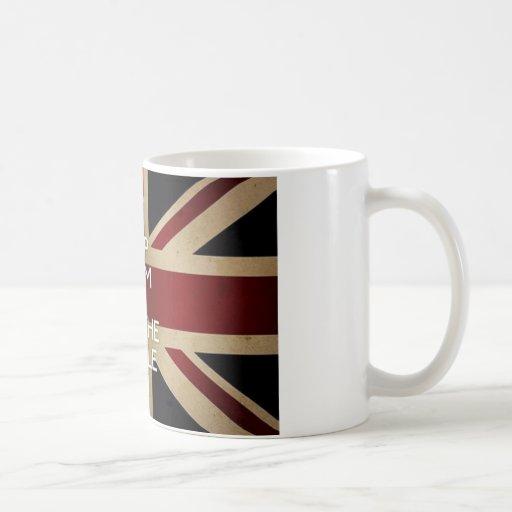 Keep Calm and Put The Kettle On Coffee Mugs