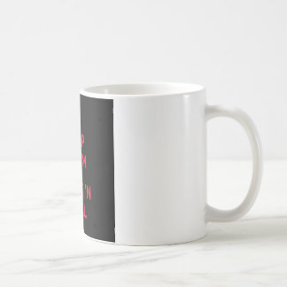 Keep Calm And Rock And Roll Coffee Mug