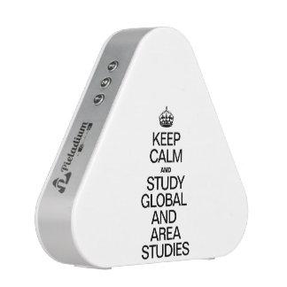 KEEP CALM AND STUDY GLOBAL AND AREA STUDIES