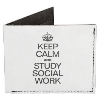 KEEP CALM AND STUDY SOCIAL WORK