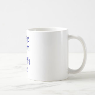 Keep Calm and Surfs Up Coffee Mug