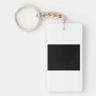 Keep Calm and Trust a Periodontist Single-Sided Rectangular Acrylic Key Ring