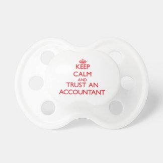 Keep Calm and Trust an Accountant Dummy