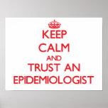 Keep Calm and Trust an Epidemiologist
