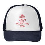Keep Calm and Trust the Cpa Cap