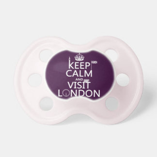 Keep Calm and Visit London Dummy