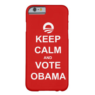Keep Calm and Vote Obama 2012 iPhone 6 case
