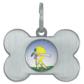 keep calm and watch your back, tony fernandes pet ID tags