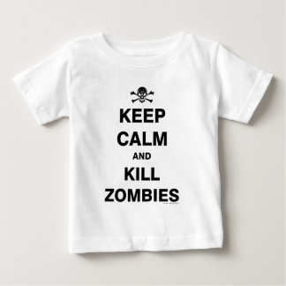 Keep Calm Baby T-Shirt