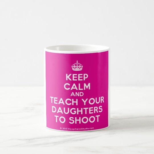 Keep Calm Bone China Coffee Mug 11oz.