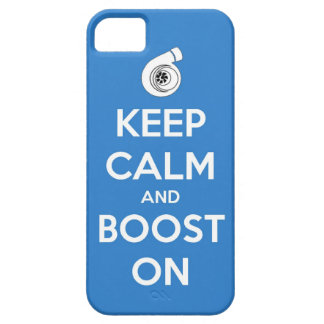keep calm boost  car turbo engine tuner super musc barely there iPhone 5 case