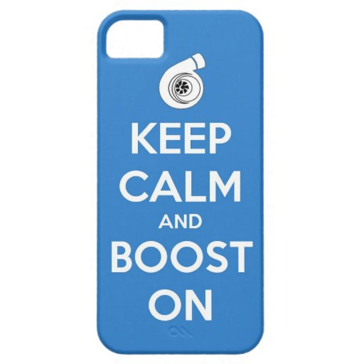 keep calm boost  car turbo engine tuner super musc iPhone 5 covers