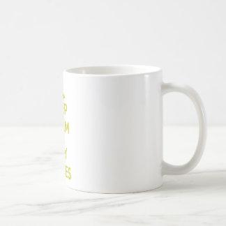 Keep Calm & Buy Shoes Coffee Mug