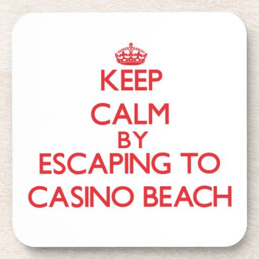 Keep calm by escaping to Casino Beach Florida Coasters