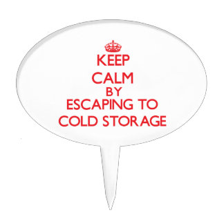 Keep calm by escaping to Cold Storage Massachusett Cake Picks