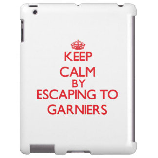 Keep calm by escaping to Garniers Florida