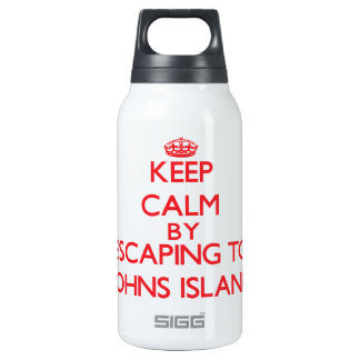 Keep calm by escaping to Johns Island Washington