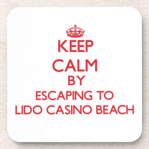 Keep calm by escaping to Lido Casino Beach Florida Coasters