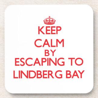 Keep calm by escaping to Lindberg Bay Virgin Islan Coasters