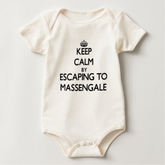 Keep calm by escaping to Massengale Georgia Bodysuit
