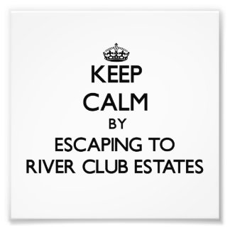 Keep calm by escaping to River Club Estates Maryla Photo