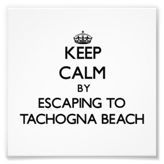 Keep calm by escaping to Tachogna Beach Northern M Photo