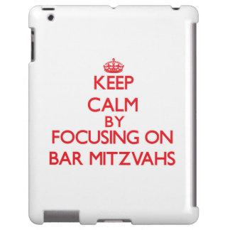 Keep Calm by focusing on Bar Mitzvahs