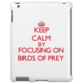 Keep calm by focusing on Birds Of Prey