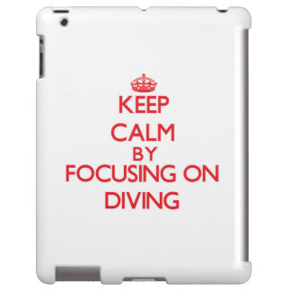 Keep Calm by focusing on Diving