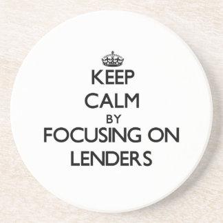 Keep Calm by focusing on Lenders Coaster