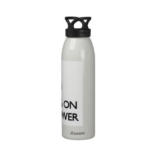 Keep Calm by focusing on Solar Power Drinking Bottle